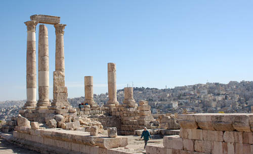 temple of Hercules (Herakles)