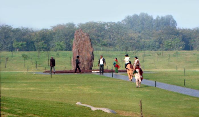 jardim Gandhi