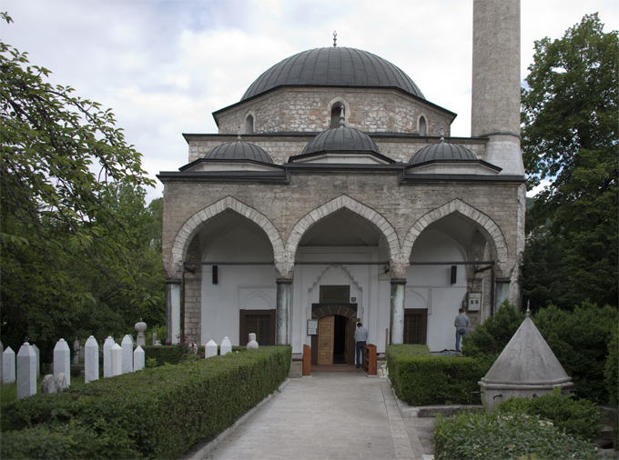 Mosque Ali Pasha