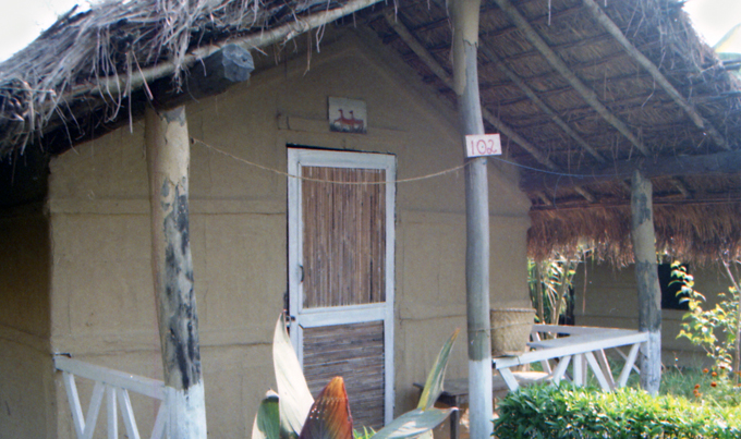 cabana em Chitwan