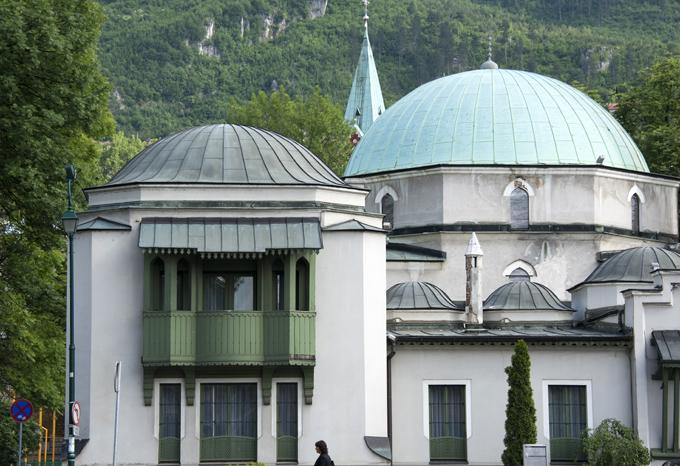 mesquita do imperador