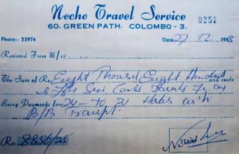 necho travel