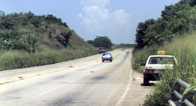 Road to Varadero