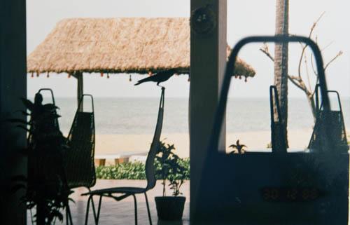beach of Royal Oceanic Hotel