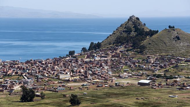 Copacabana e Titicaca