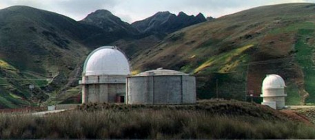 National Astronomical Observatory of Llano del Hato