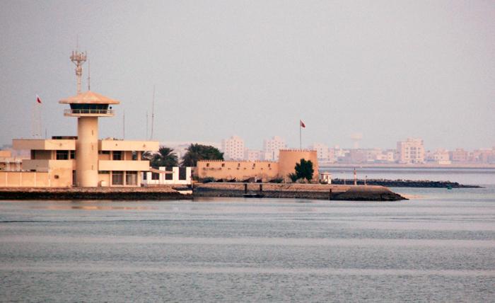 Abu Mahir fort