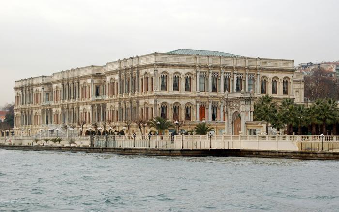 palacio Saraylar