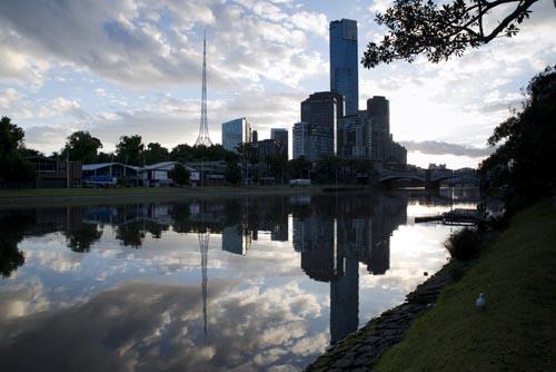 Arts Centre Melbourne tower