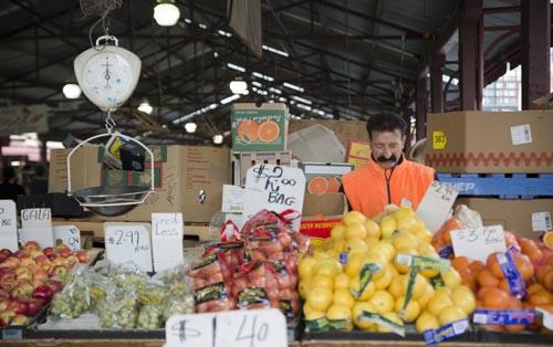 Queen Vitoria Market