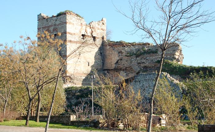 Muralha de Constantinopola