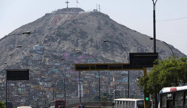 Morro San Cristóbal