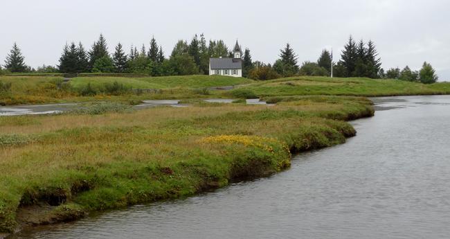 River Öxarár