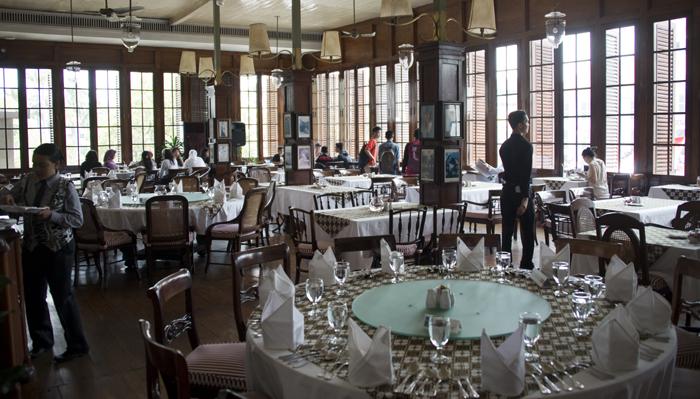 Restaurante do Batavia
