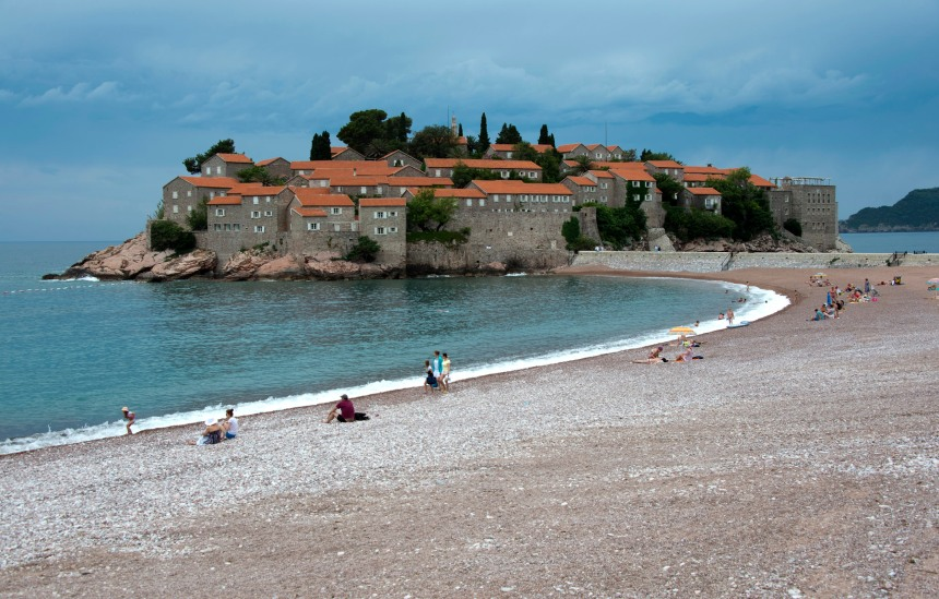 praia pública