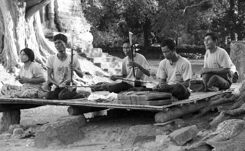 grupo de musica tradicional.