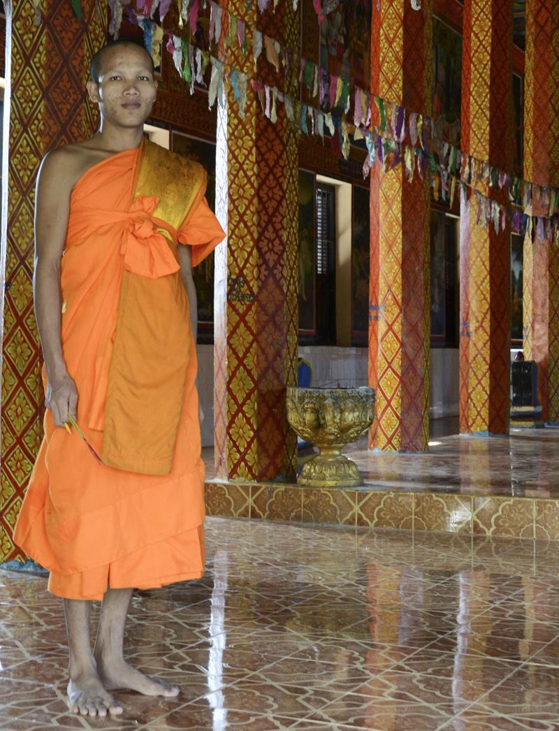 monge budista