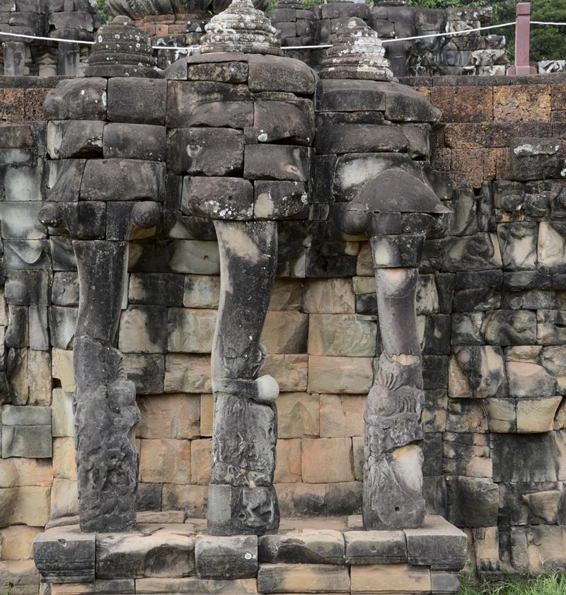 terraço dos elefantes