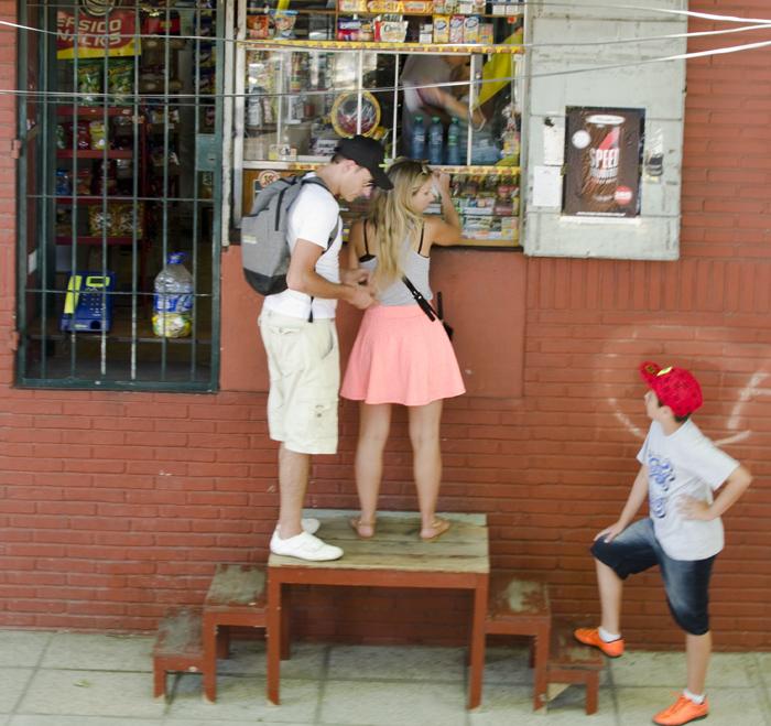 loja de rua