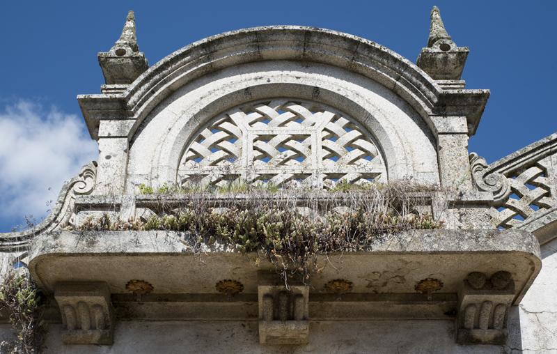 Casa Marrocos - cantaria