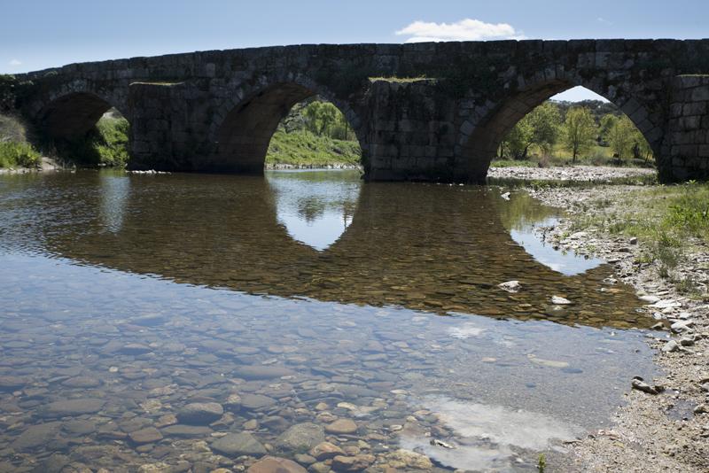 Ponte Romana em Idanha a Velha