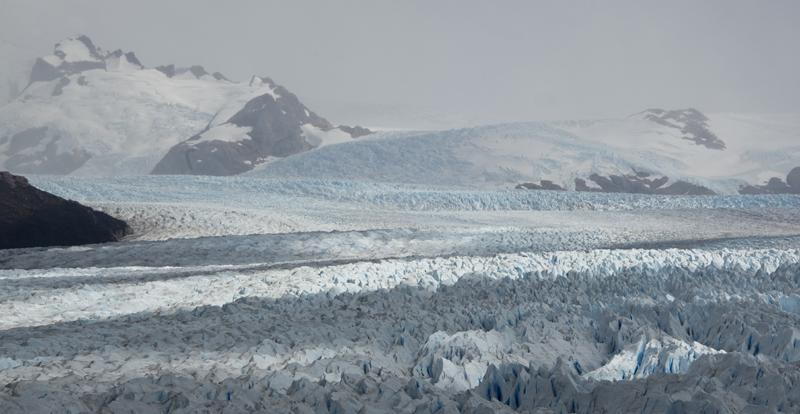 extensão do Perito Moreno