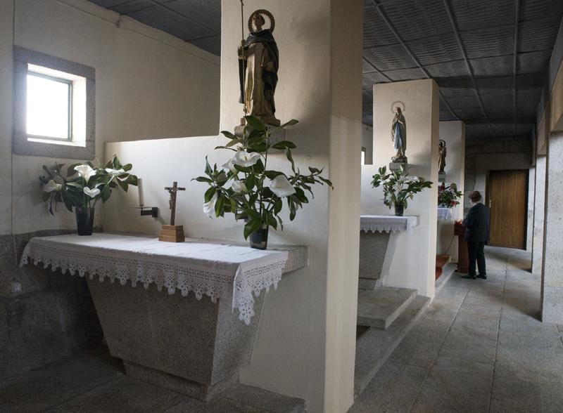 corredor com santos