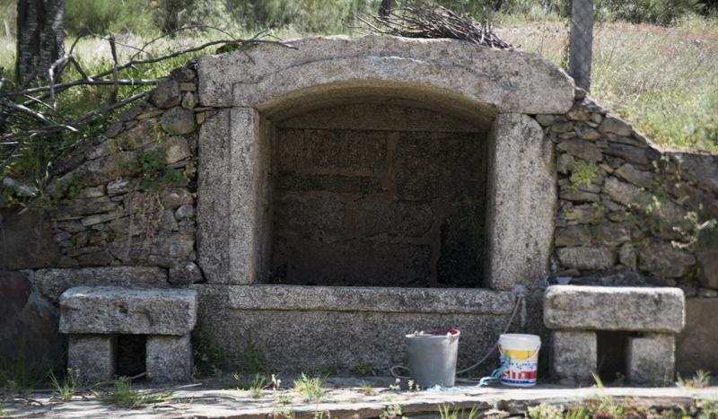 poço de pedra