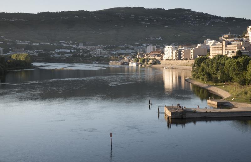 vista do Douro e da Régua