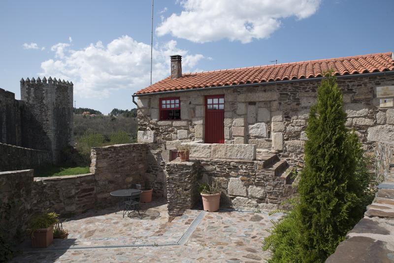 alojamento local junto ao castelo