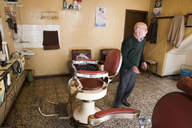 Barbearia Carriço
