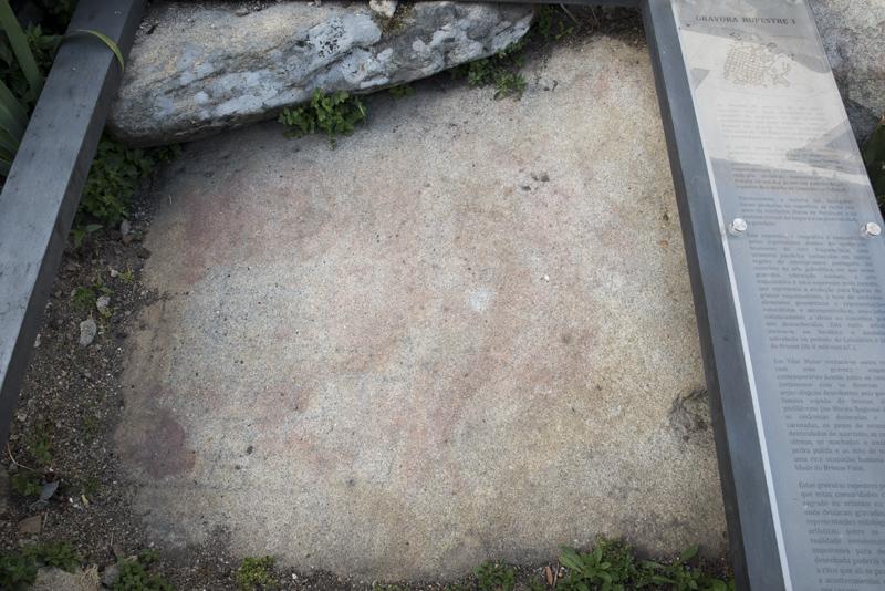 gravura rupestre