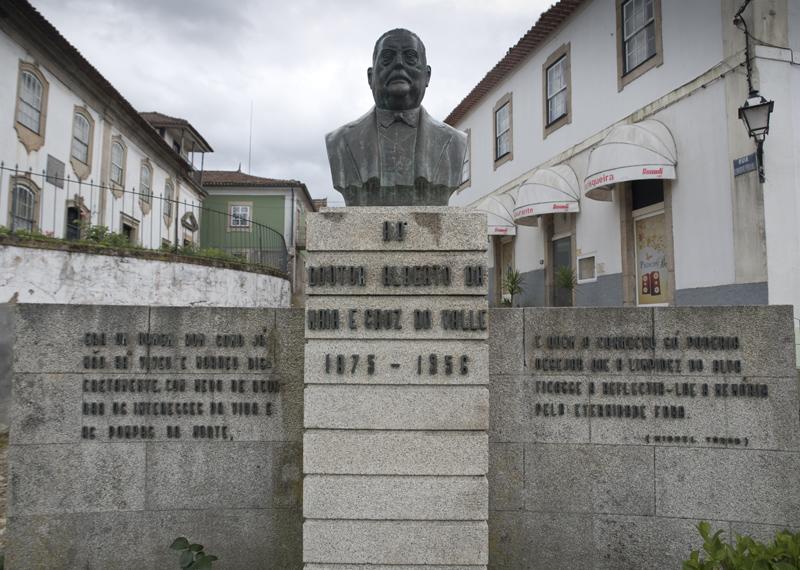 Homenagem a Alberto Valle
