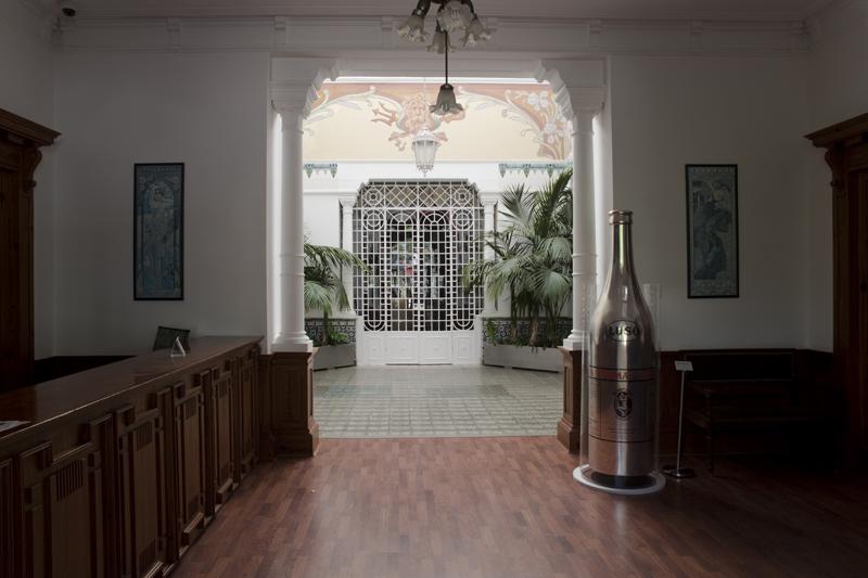 Interior do Casino