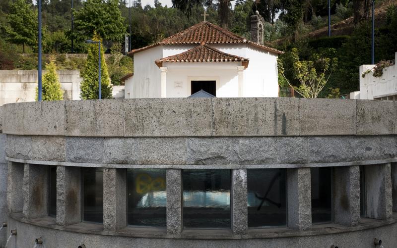 Fonte e Capela de São João Evangelista