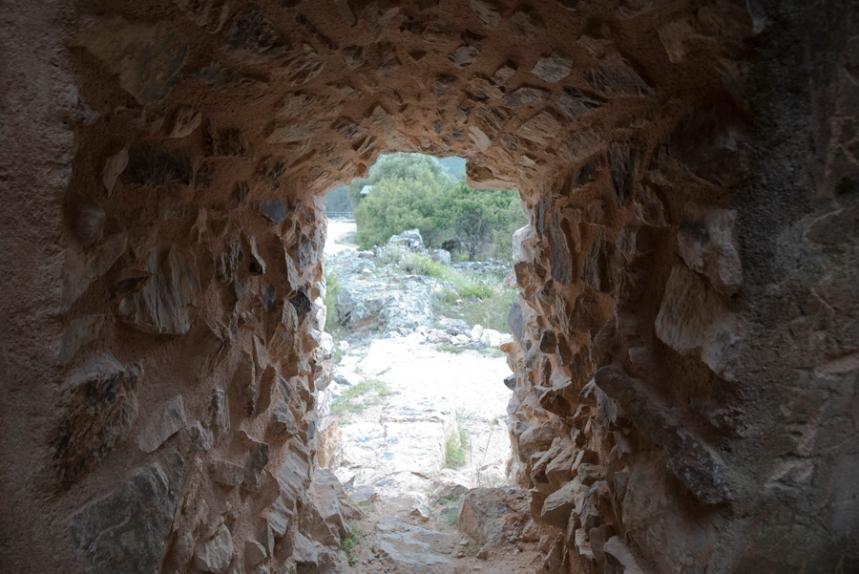 Entrada para o castelo