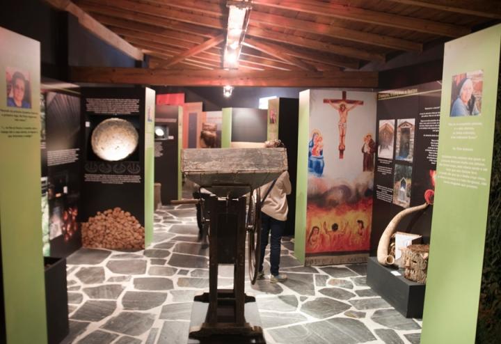 Ecomuseu da Lousitânea em Aigra Nova