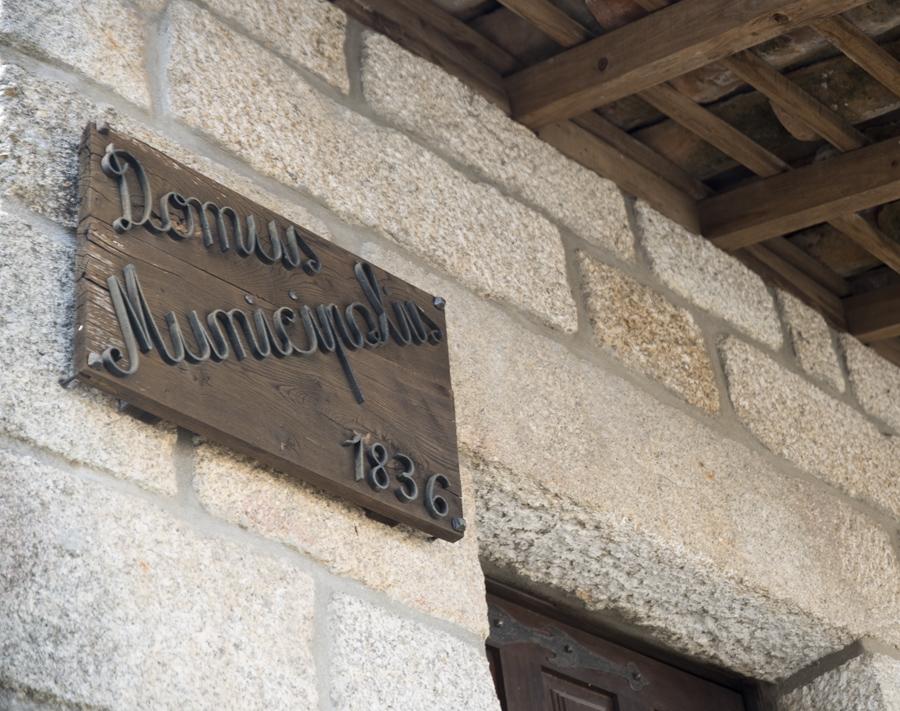 Antiga sede do Município