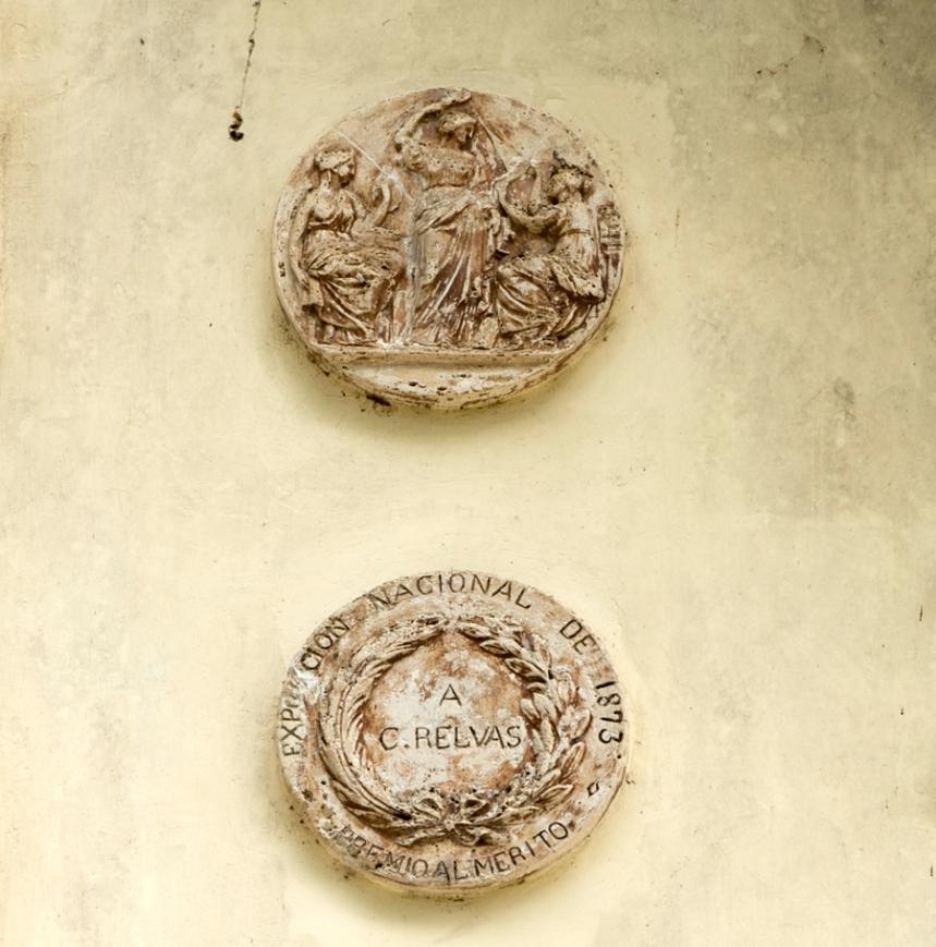 réplicas de medalhas
