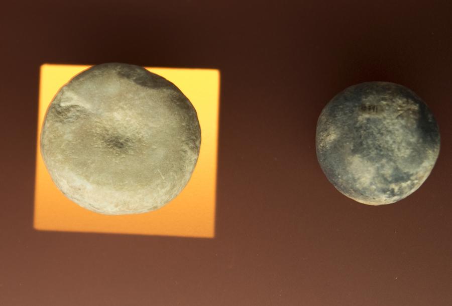 Achados arqueológicos em na Anta Grande de Medelim