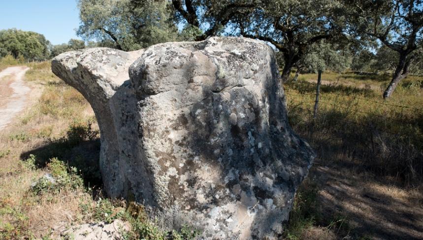 Pedra das Gamelas
