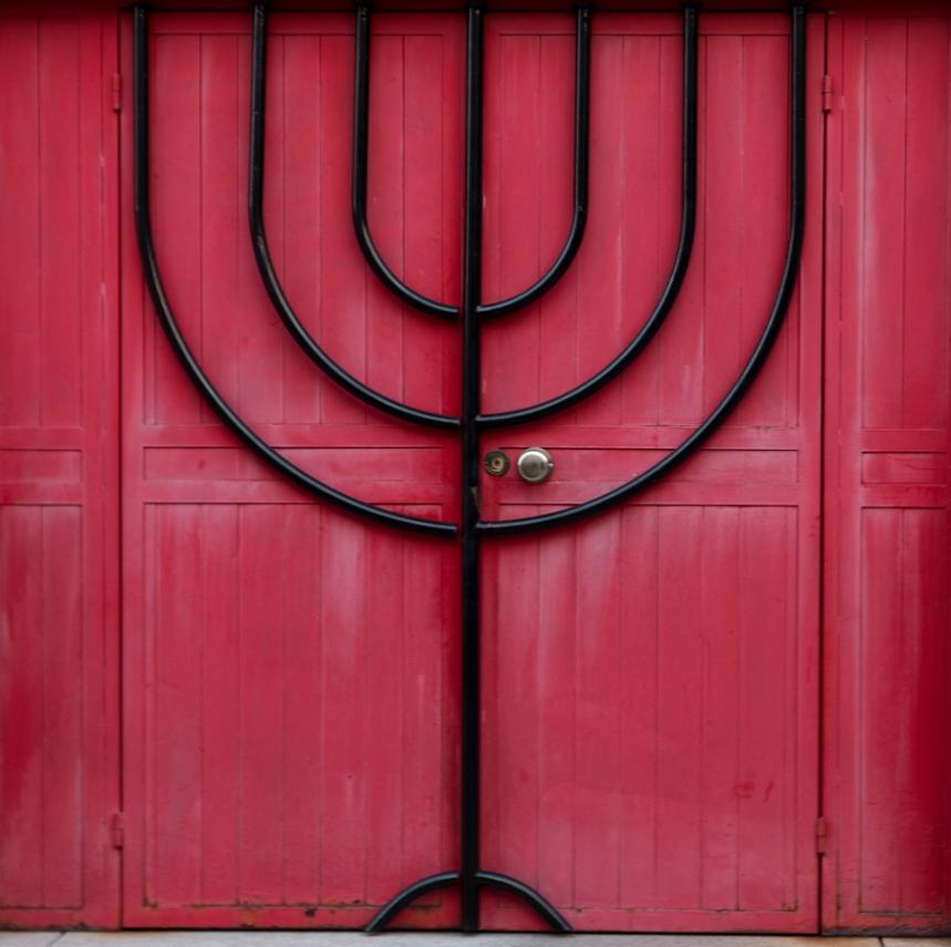 Porta da Sinagoga