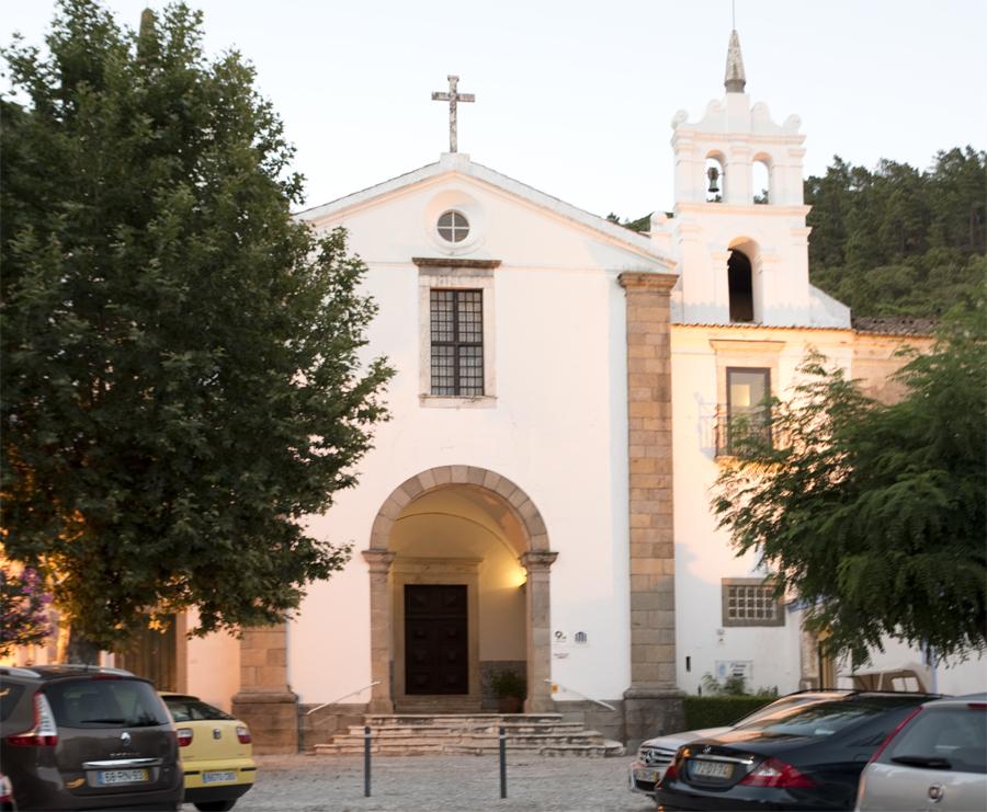 Fachada do Convento de S. Paulo