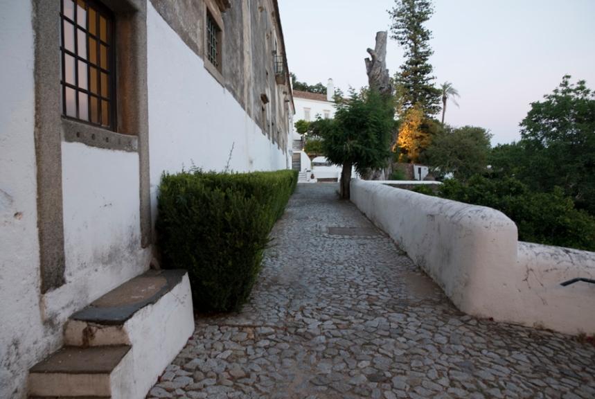 Exterior do Convento