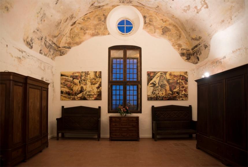 Primeiro piso do Convento