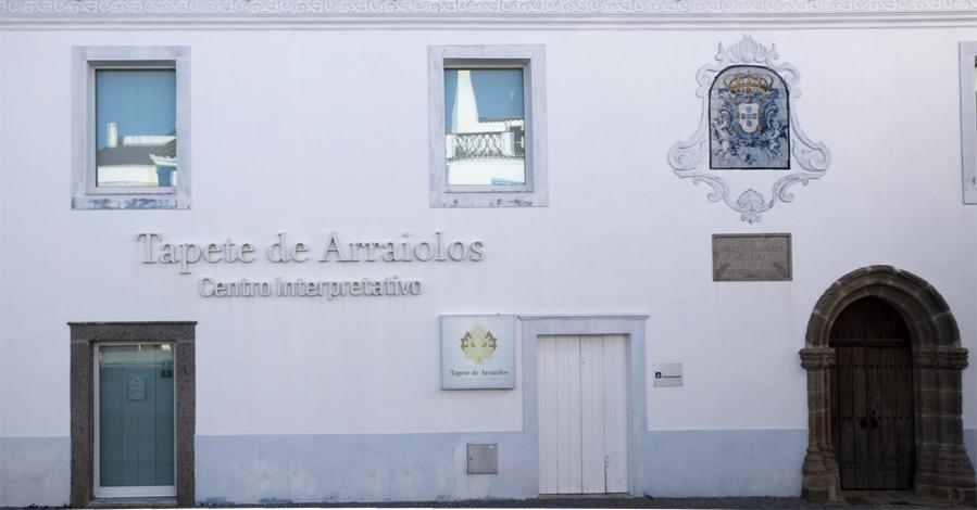 Centro Interpretativo do Tapete de Arraiolos.