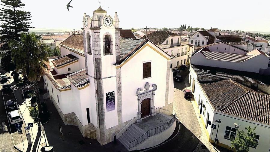 Igreja de Ferreira do Alentejo  - ©  C. M. Ferreira do Alentejo