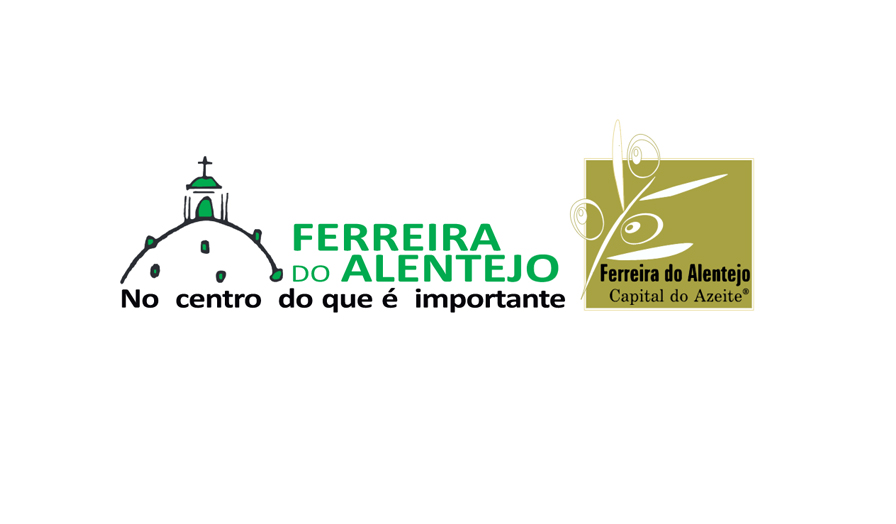 Logo do concelho © C.M. Ferreira do Alentejo