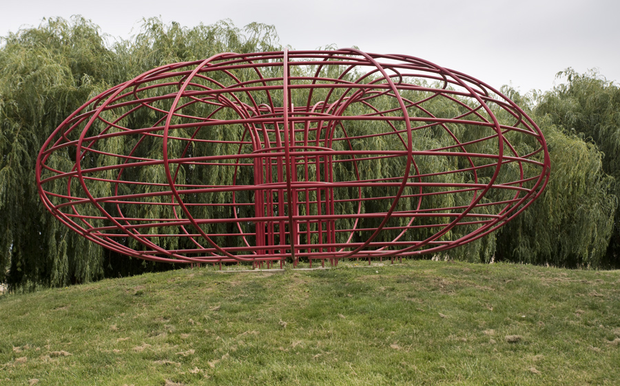 Escultura de Cristina Ataide