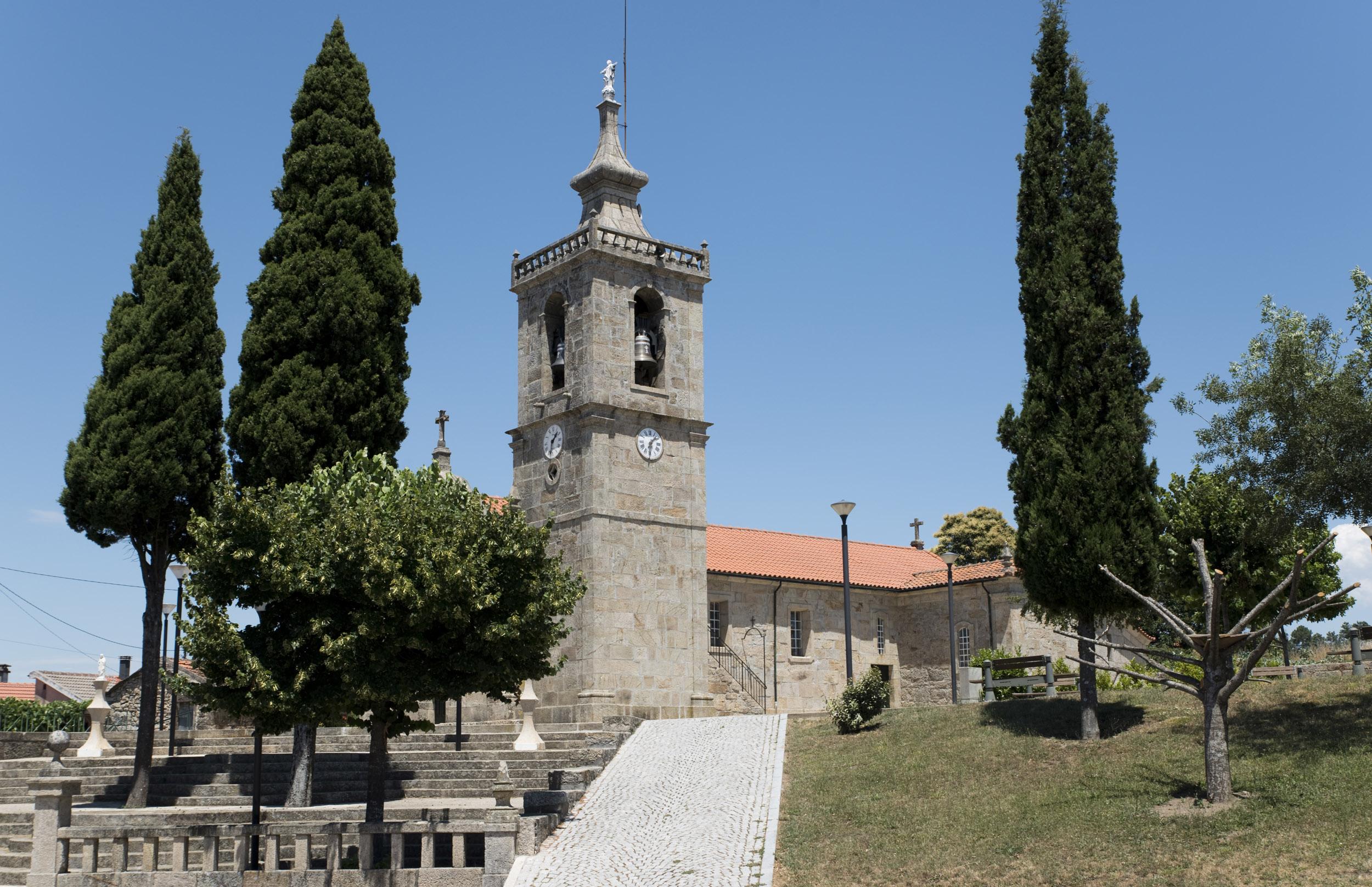 Igreja de Pendilhe
